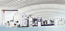 Extrusion coating line-SFM
